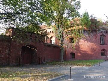 Астрономический бастион, Калининград (Кёнигсбергская обсерватория)