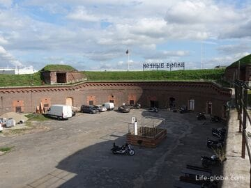 Бастион «Прегель», Калининград: музей Восточной Пруссии, Форт Боярд, кафе