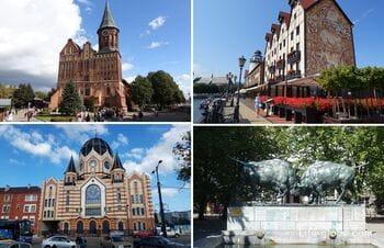 ТОП-20 Достопримечательности Калининграда (+ музеи, парки и хомлины)