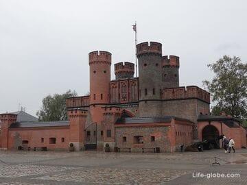 Крепость Фридрихсбург, Калининград (Фридрихсбургские ворота)