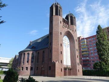 Крестовоздвиженский собор, Калининград (кирха Креста, Кройцкирха)