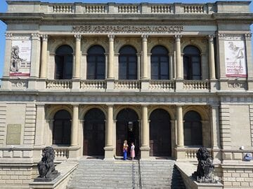 Музей изобразительных искусств, Калининград (Кёнигсбергская биржа)