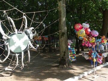 Центральный парк, Калининград (ранее парк Калинина)