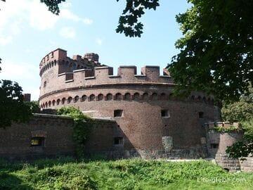 Башня Врангеля, Калининград (Wrangel tower)