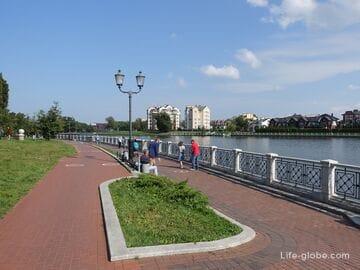 Верхнее озеро, Калининград (Верхний пруд)