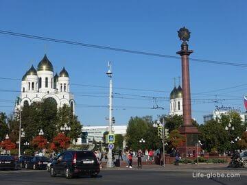 Площадь Победы, Калининград - центральная площадь города