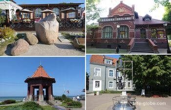 Sightseeings of Zelenogradsk