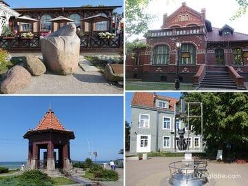 Sightseeings of Zelenogradsk