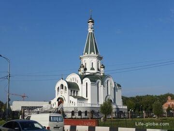 Храм Святого Александра Невского, Калининград