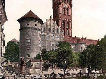 Замок Кёнигсберг, Калининград (Королевский замок)
