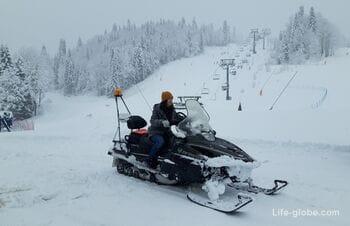 Красная Поляна зимой (Эсто-Садок): отдых, что посмотреть, чем заняться, куда сходить