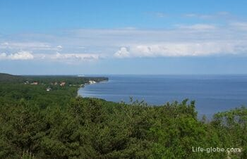 Curonian Spit, Russia (Kaliningrad Oblast) - travel guide