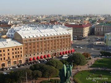 Гостиница Астория в Санкт-Петербурге (5 звезд)