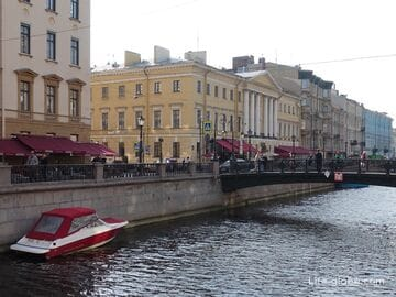 Дом ордена иезуитов в Санкт-Петербурге
