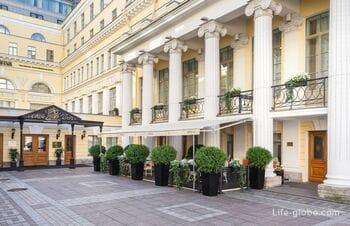 Отель Эрмитаж - официальная гостиница музея в Санкт-Петербурге (5 звезд)