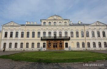 Sheremetyevsky Palace in Saint Petersburg (Fountain House / Museum of Music)