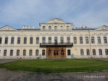 Шереметьевский дворец в Санкт-Петербурге (Фонтанный дом / Музей музыки)