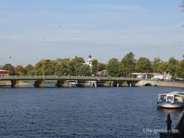 Иоанновский мост в Санкт-Петербурге