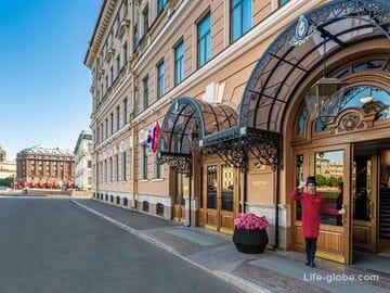 Лучшие отели в центре Санкт-Петербурга (с бассейнами, панорамными видами и ресторанами)