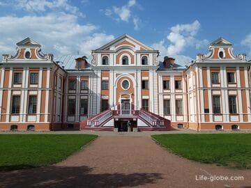 Кикины палаты в Санкт-Петербурге (музыкальный лицей)