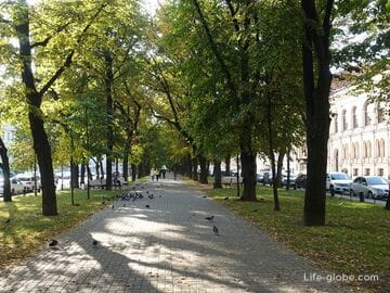 Конногвардейский бульвар, Санкт-Петербург