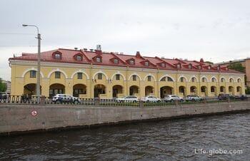 Никольские ряды в Санкт-Петербурге (Никольский рынок)