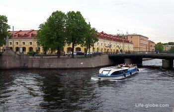 Семимостье в Санкт-Петербурге - исполняет желания. Пикалов, Красногвардейский, Старо-Никольский, Смежный, Могилевский, Кашин и Ново-Никольский мосты