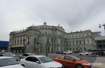 Mariinsky Theater, Mariinsky-2 and Concert Hall in St. Petersburg: website, tickets, photos, description