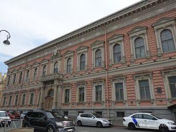 Особняк барона Штиглица в Санкт-Петербурге (дворец великого князя Павла Александровича)