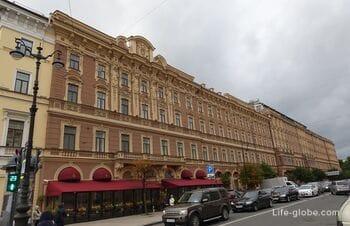 Бельмонд Гранд Отель Европа в Санкт-Петербурге (Belmond Grand Hotel Europe) - 5 звезд