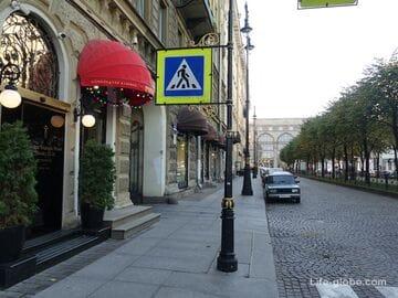 Большая Конюшенная улица, Санкт-Петербург