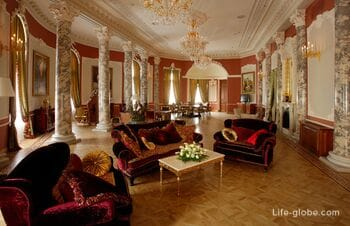 Taleon Imperial Hotel in Saint Petersburg - hotel in the palace: 5 stars, rooftop pool and panoramic restaurant