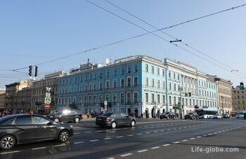 Дом Энгельгардта в Санкт-Петербурге