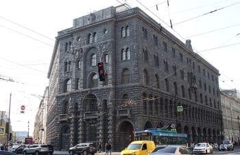Дом Вавельберга в Санкт-Петербурге