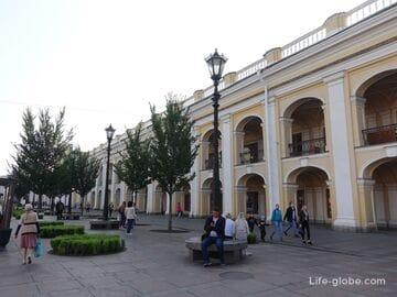 Большой Гостиный двор в Санкт-Петербурге (торговый центр)