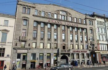 Гранд Палас в Санкт-Петербурге - галерея бутиков «Grand Palace»