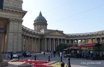 Казанский собор в Санкт-Петербурге - кафедральный