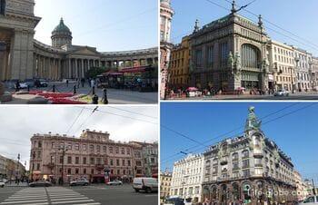 ТОП-40 достопримечательности Невского проспекта, Санкт-Петербург (с адресами, описанием и фото)
