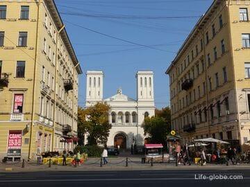 Лютеранская церковь святых Петра и Павла, Санкт-Петербург (Петерскирхе)