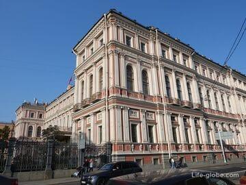 Николаевский дворец в Санкт-Петербурге (Дворец Труда)
