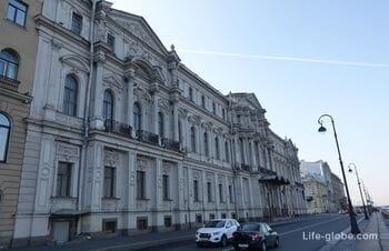 Ново-Михайловский дворец, Санкт-Петербург
