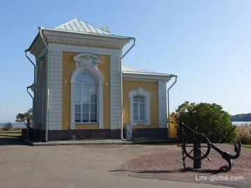 Музей «Императорские яхты» в Петергофе (Санкт-Петербург)