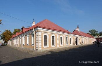 Инженерный дом в Петропавловской крепости, Санкт-Петербург