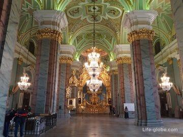Петропавловский собор и Великокняжеская усыпальница, Санкт-Петербург