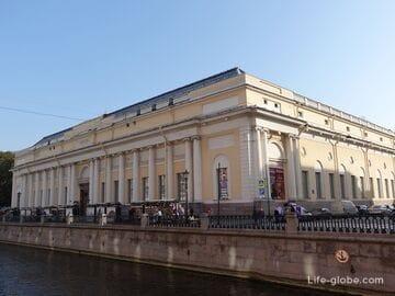 Корпус Бенуа, Санкт-Петербург (Русский музей)