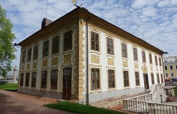 Summer Palace of Peter I in Saint Petersburg (Palace in the Summer Garden)