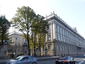 Мраморный дворец в Санкт-Петербурге (Русский музей)