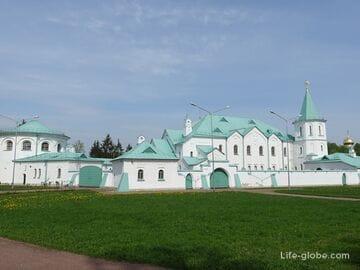 Ратная палата в Пушкине - музей Первой мировой войны «Россия в Великой войне»
