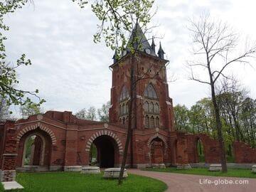 Шапель в Александровском парке, Царское Село (Пушкин, Санкт-Петербург)
