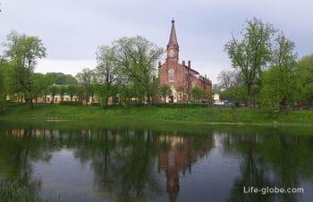 Lutheran Church of the Resurrection of Christ (Ingria) in Pushkin, St. Petersburg (Tsarskoe Selo)